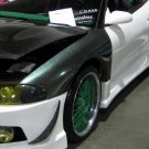 1995-1999 Mitsubishi Eclipse OEM style carbon fiber fenders
