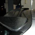 1996-2000 Honda Civic hatchback Type-R style carbon fiber wing