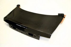 1995-1998 Nissan 240SX OEM style carbon fiber trunk
