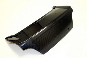 2006-2007 Subaru WRX/STI OEM style carbon fiber trunk lid