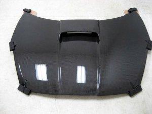 2000-2005 Toyota Celica OEM style carbon fiber hood