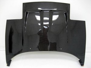 1991-1995 Toyota MR2 SW20 Border carbon fiber hood
