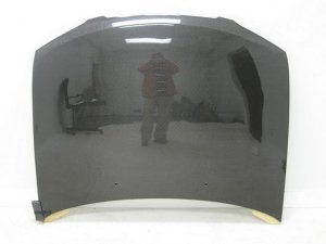 2000-2003 Nissan Sentra SE / SE-R OEM style carbon fiber hood