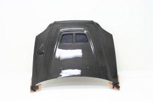 1996-1998 Honda Civic 2/3/4-door EVO carbon fiber hood