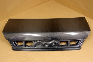 1998-2002 Honda Accord 2-door OEM style carbon fiber trunk lid