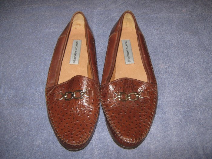 Stacy Adams Men's Leather Shoes--Size 10