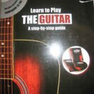Learn to play guitar - step-by-step guide with DVD. Enrich your life!