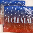 Coldstar heat/cold pad reheatable 100 times. Microwavable (X2)