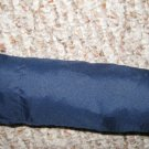 Umbrella navy blue travel size foldable bag size