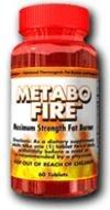 Metabofire / 60 / Fat Burn