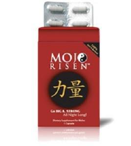 Mojo Risen / 10 / Male Enhancement
