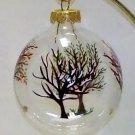 Seasons Ornament