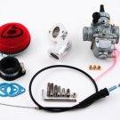 KLX110 DRZ110 26mm Performance Carb Kit - Mikuni VM26 - Race Head