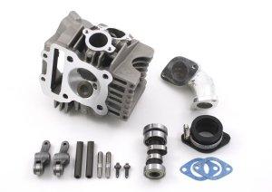 KLX110 TB 143cc & 160cc Race Head V2 & Intake Upgrade Kit