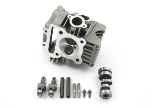 KLX110 TB 143cc & 160cc Race Head V2 Upgrade Kit