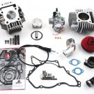 TB 143cc klx 110 Bore Kit, Race Head, and VM26mm Carb Kit - ON SALE!!