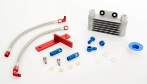 KLX110 TB Oil Cooler Kit