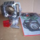 crf50 bore kit, 88cc cylinder kit, xr50, crf 50