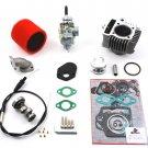 CRF70 XR70 88cc Bore kit Carb kit & Race Cam