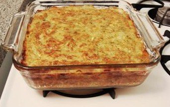 MUCVER - Baked Zucchini Casserole Recipe digital delivery
