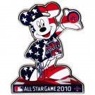 2010 MLB All-Star Game American Flag Statue Disney Collectible Trading Pin