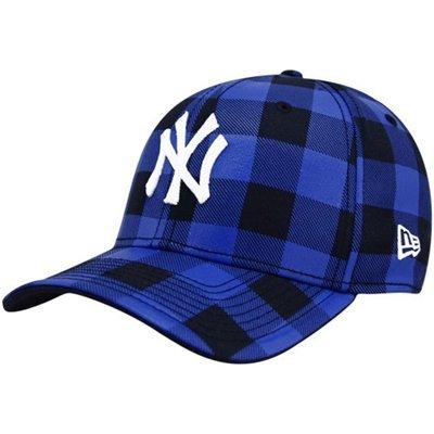 New Era New York Yankees Navy Blue B-Lo 39THIRTY Stretch Fit Hat