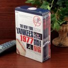New York Yankees 1977 World Series Collector's Edition 7-Disc DVD Set