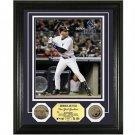 New York Yankees #2 Derek Jeter 24KT Gold Coin Photo Mint