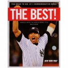 New York Yankees 2009 World Series Champions Commemorative Book