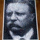 Amazing Teddy Theodore Roosevelt PRESIDENTS Montage limited signed coa 1-25