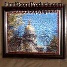 Amazing West Virginia Capitol Montage limited signed coa 1-25