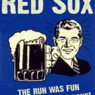 FRAMED HATE RED SOX Bar Room Sign New York Yankees