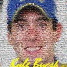 Amazing Kyle Busch NASCAR Montage LIMITED EDITION signed coa 1-25