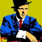SC Frank Sinatra pop art print 1 of 25 w/signed COA