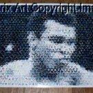 Amazing Muhammad Ali fight action Montage #ed to 25