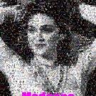 Amazing Madonna circa 1984 Bands montage art #ed to 25