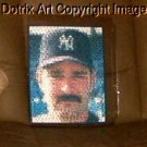 AMAZING Don Mattingly New York Yankees Montage MUST SEE limited signed coa 1-25