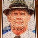 Amazing Tom Landry Dallas Cowboys Montage. 1 of only 25