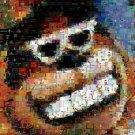 Amazing 60s/70s Banana Splits Bingo cartoon mix montage 1-25