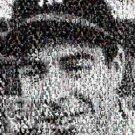 signed NY Yankees JOE DIMAGGIO Marilyn Monroe Montage 1-25