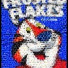 Amazing Tony The Tiger Frosted Flakes Pop Art Montage 1-25