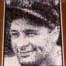 Amazng New York Yankees Lou Gehrig Montage 1 of only 25