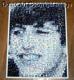 Amazing The Beatles Ringo Starr montage. 1 of only 25