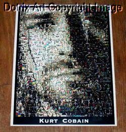 Amazing Rock & Roll Nirvana Kurt Cobain montage 1 of 25
