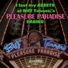 Back To The Future 3 Biffs casino prop Keychain viewer