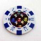 Edward Scissorhands Vegas Casino Poker Chip Johnny Depp
