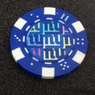 New York Giants Las Vegas Casino Poker Chip limited ed