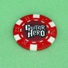 Guitar Hero Las Vegas Casino Poker Chip limited edition