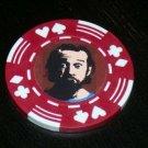 George Carlin Las Vegas Casino Poker Chip limited ed