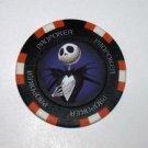 Las Vegas Nightmare Before Christmas Jack Poker Chip